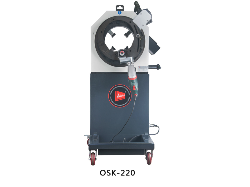 OSK ORBITAL PIPE CUTTING MACHINE