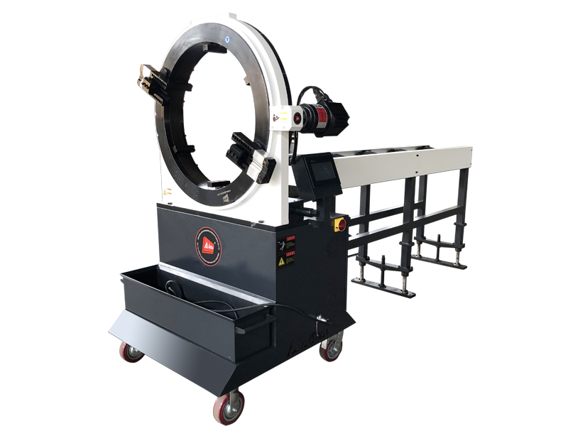 KSD Portable-bench pipe cutting and beveling machine