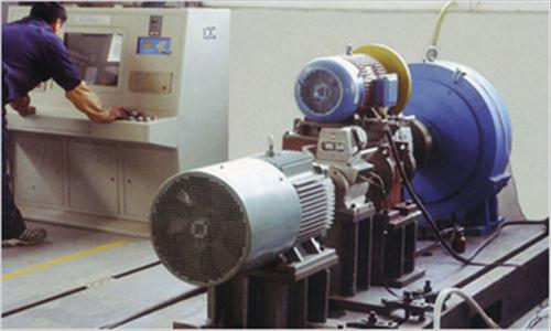 Loading test Bench