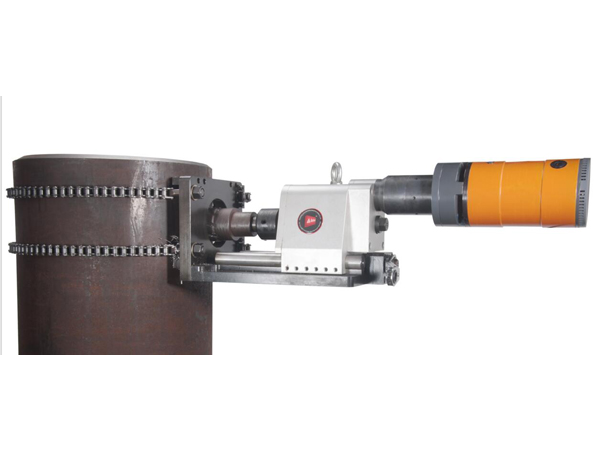 Pipe hole cutter